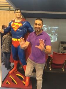 Superman Gadget Show Live 2016 NEC